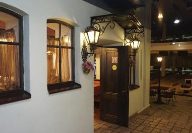 Боулинг-кафе «Золотой теленок»