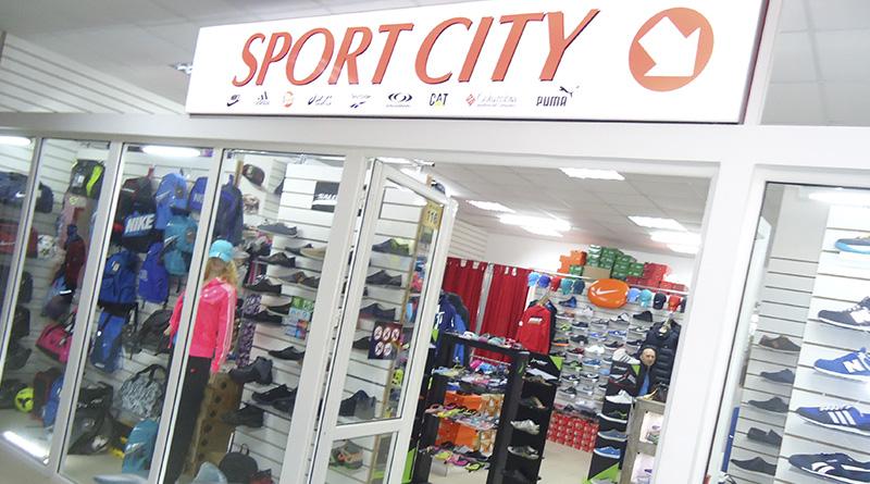 Sport City купить кроссовки Витебск
