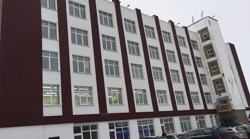 Бизнес центр Альфа Витебск Московский 55л