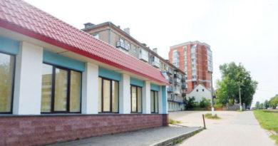 Отдельно стоящее здание на Гагарина